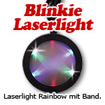 Laser Light rainbow - LED Leuchtartikel