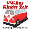 VW Bus Kinder Zelt T1 in rot