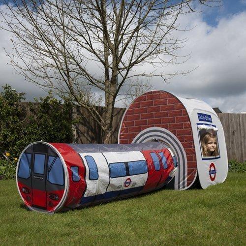 ... London tube U-Bahn Zelt für Kinder Geschenk ... & London tube U-Bahn Zelt für Kinder Geschenk Spielzelt