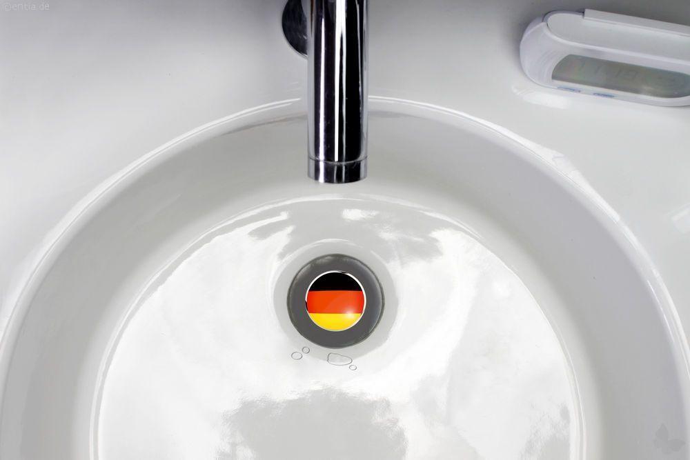 waschbecken st psel deutschland badezimmerzubeh r. Black Bedroom Furniture Sets. Home Design Ideas