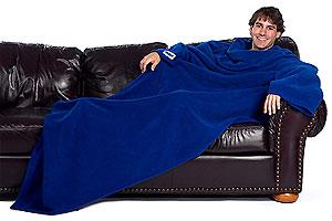 slanket decke mit rmeln hellblau das original. Black Bedroom Furniture Sets. Home Design Ideas