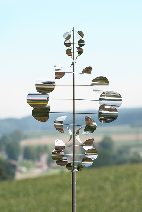 best gartendeko edelstahl windspiel contemporary - ghostwire.us ...